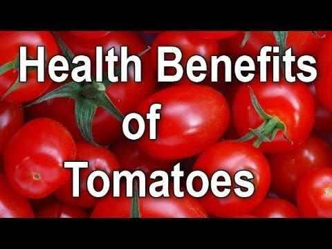 9 Major Benefits Of Eating Tomatoes