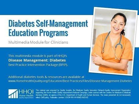 What Is Diabetes Self Management Education?