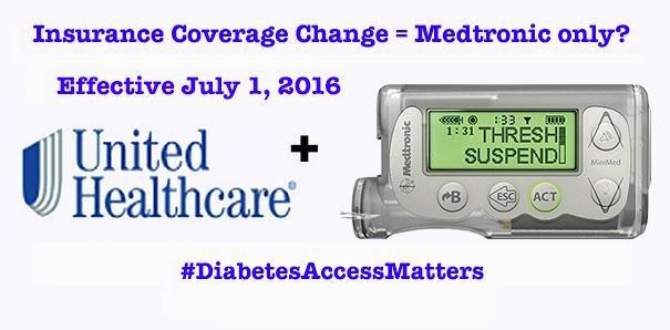 Unitedhealthcare Restricts Insulin Pump Choice: The Diabetes Community Responds!