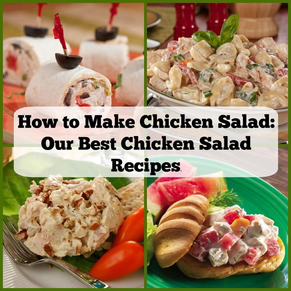 Diabetic Chicken Salad Sandwich Recipe