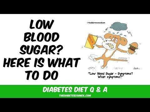 What Number Is Too Low For Blood Sugar?