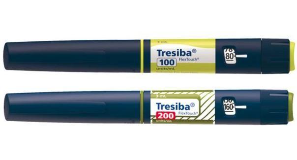 Is Tresiba A Basal Insulin?
