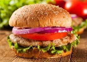 Bbq Chicken Burgers - Recipes For Healthy Living By The American Diabetes Association
