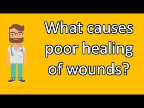 Why Wound On Diabetics Do Not Heal?