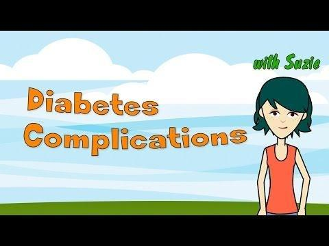 What Are Symptoms Of Diabetes Complications?
