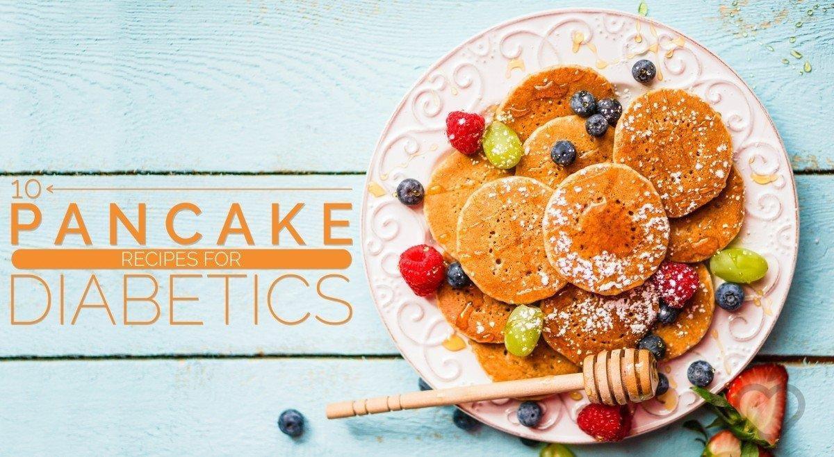 10 Pancake Recipes For Diabetics
