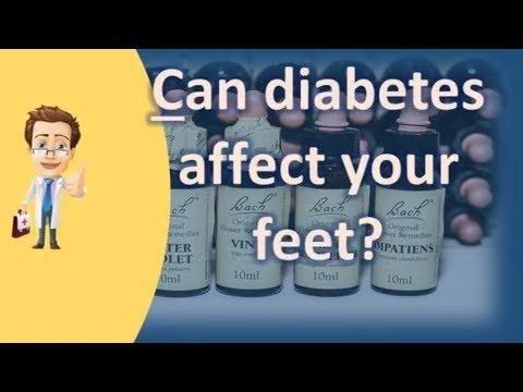 Why Do Diabetics Have To Watch Their Feet?