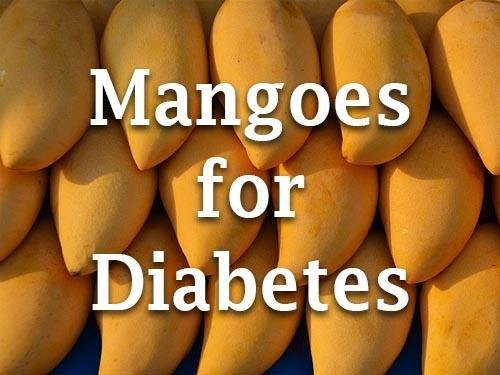 Amazing Benefits Of Mangoes For Diabetes