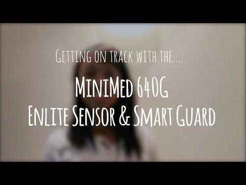 Enlite Glucosesensor | Het Minimed 640g-systeem | Medtronic Diabetes
