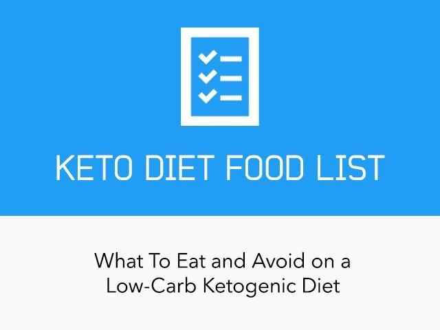 Ketogenic Diet Do's And Don'ts