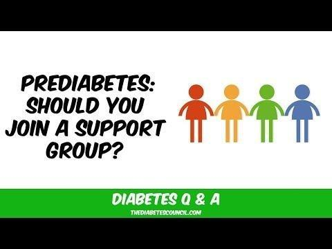 Diabetes Support Group Curriculum