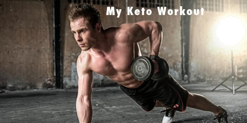 Keto Workouts – How They Help Me Build Muscle & Lose Fat, Fast