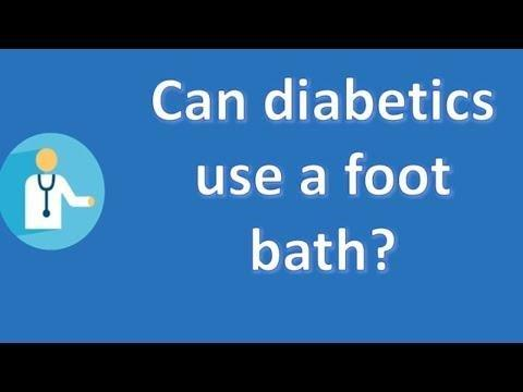 Why Should Diabetics Not Soak Their Feet