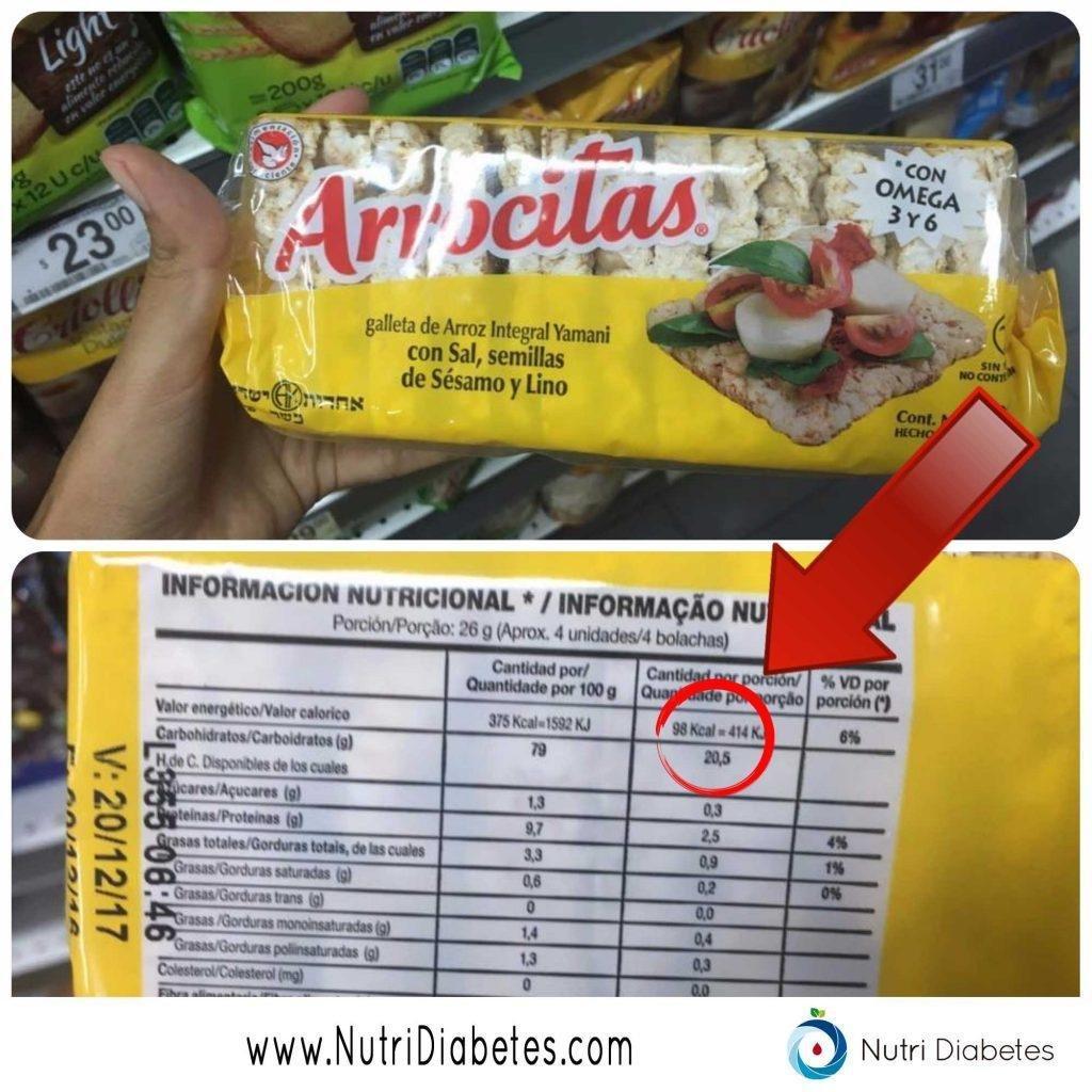Los Diabticos Pueden Comer Galletas De Arroz?