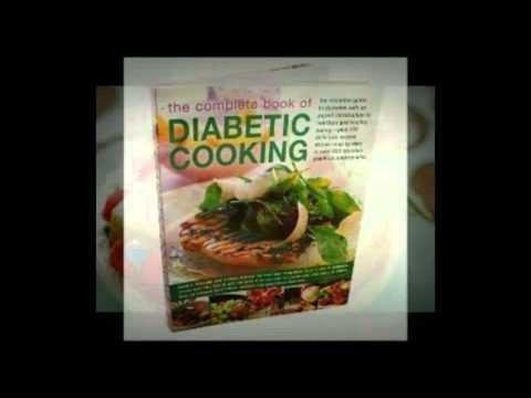 Free Diabetes Cookbook