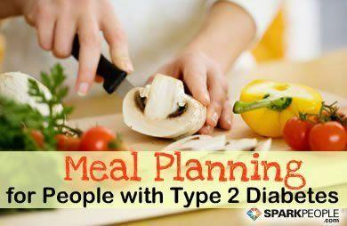 Meal Planning Tips for People with Type 2 Diabetes