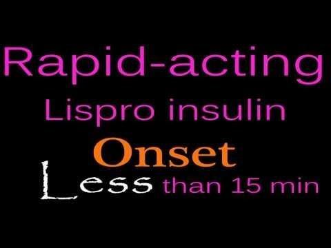 Insulin Lispro (intravenous Route, Subcutaneous Route)