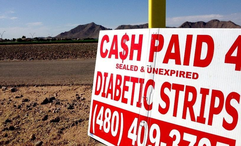 Why Do People Buy Expired Diabetic Test Strips?