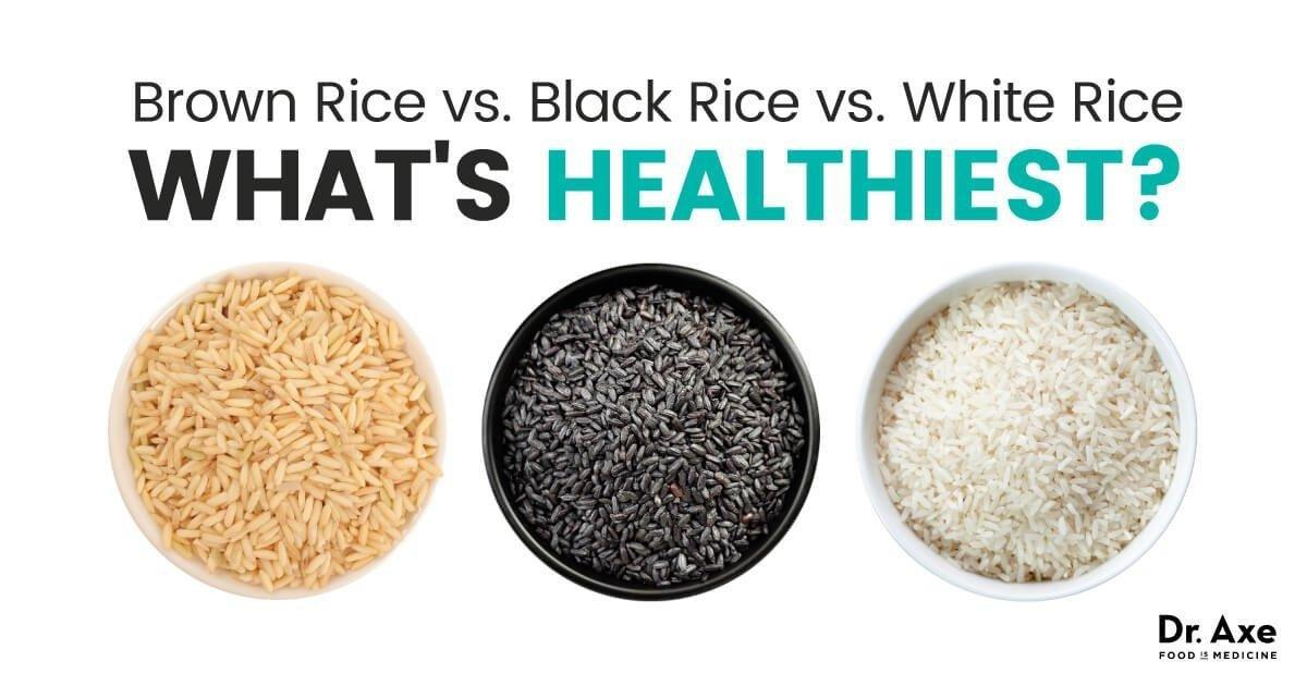 Red Rice Vs Brown Rice Diabetes