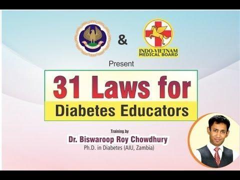 Free Diabetes Educator Course