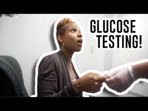 Diabetes Test Results