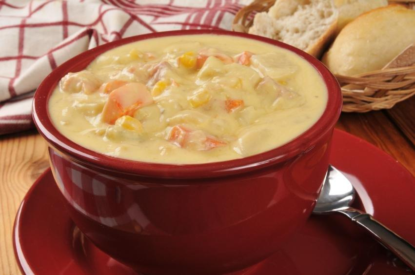 Free Diabetic Recipe: Hearty Jalapeno Chicken And Corn Chowder