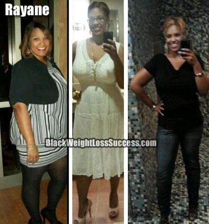 Rayane Lost 80 Pounds