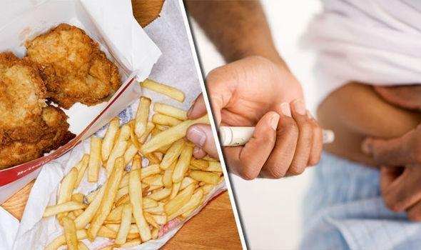 Junk Food Diabetics