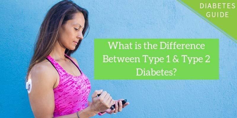 Type 1 Diabetes Compared To Type 2 Diabetes