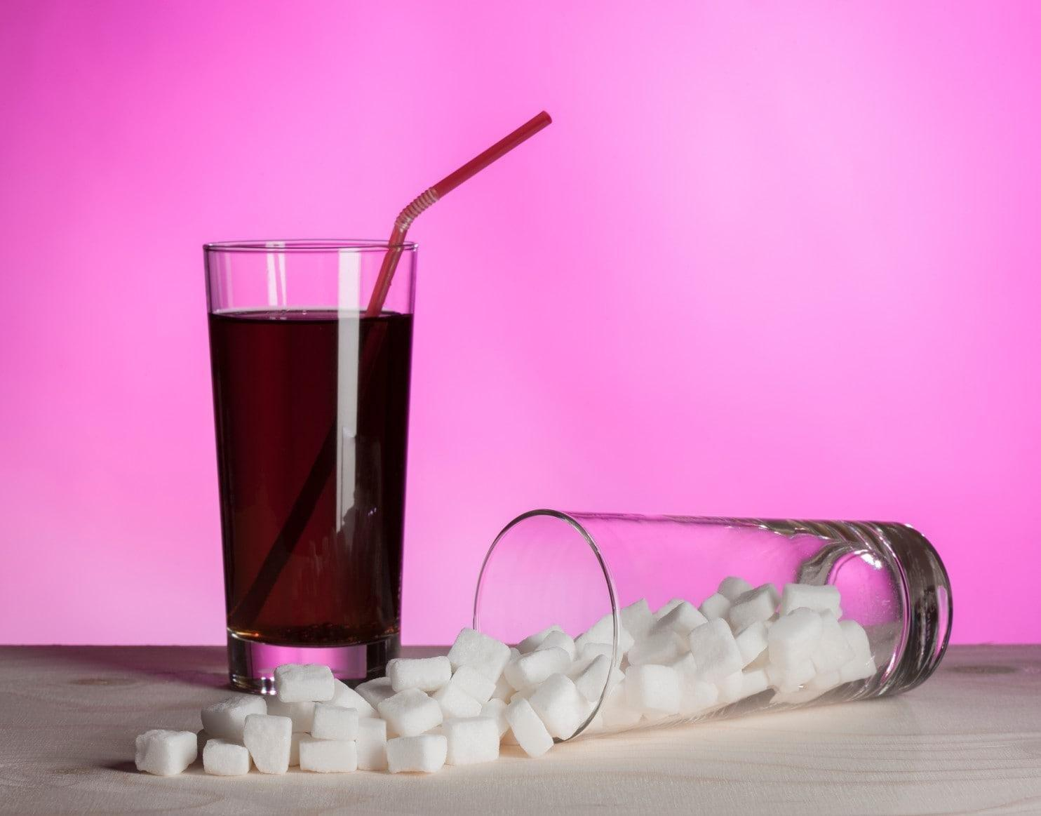 Sugary Drinks May Raise Diabetes Risk