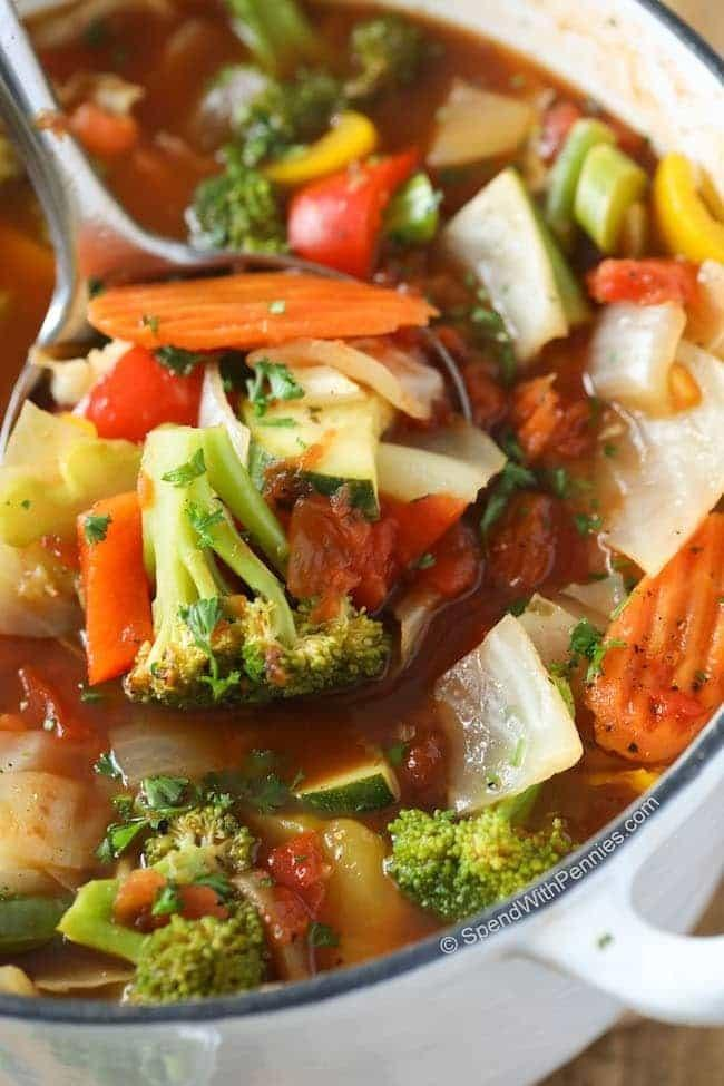 Diabetic Soups Homemade