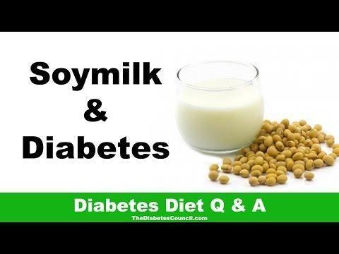 Almond Milk And Diabetes