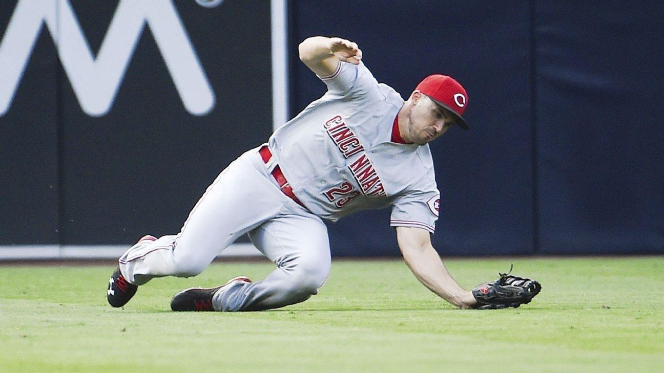 Adam Duvall's goal: Overcome Type 1 diabetes, one day at a time