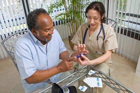 Services For Diabetes Patients