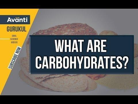Which Of These Carbohydrates Is Made From Two Glucose Units Joined Together?