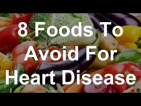 Chf And Diabetes Foods To Avoid
