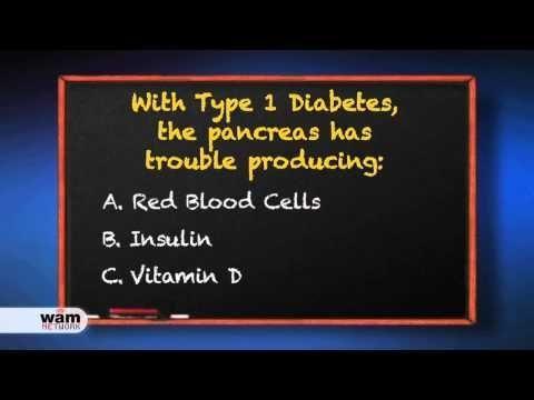 Type 1 Diabetes Quiz