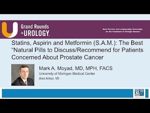 Metformin And Prostate Cancer 2017