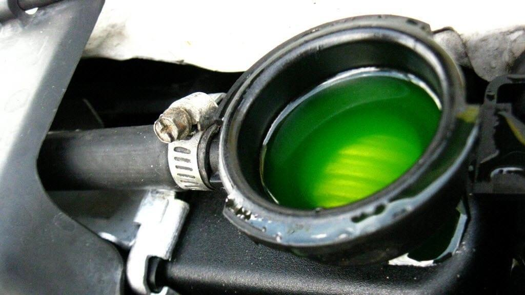 How To Fix A Coolant Leak