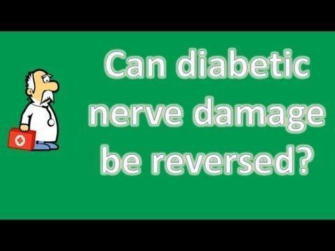 Is Diabetic Nerve Damage Permanent?