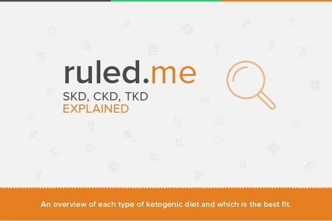 The 3 Ketogenic Diets Explained: Skd, Ckd & Tkd