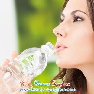 How Much Water Should A Diabetic Nephropathy Patient Drink
