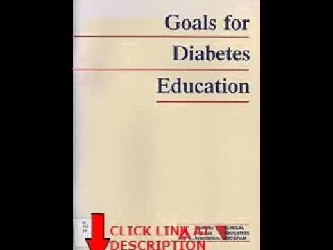 Diabetes Education Programs