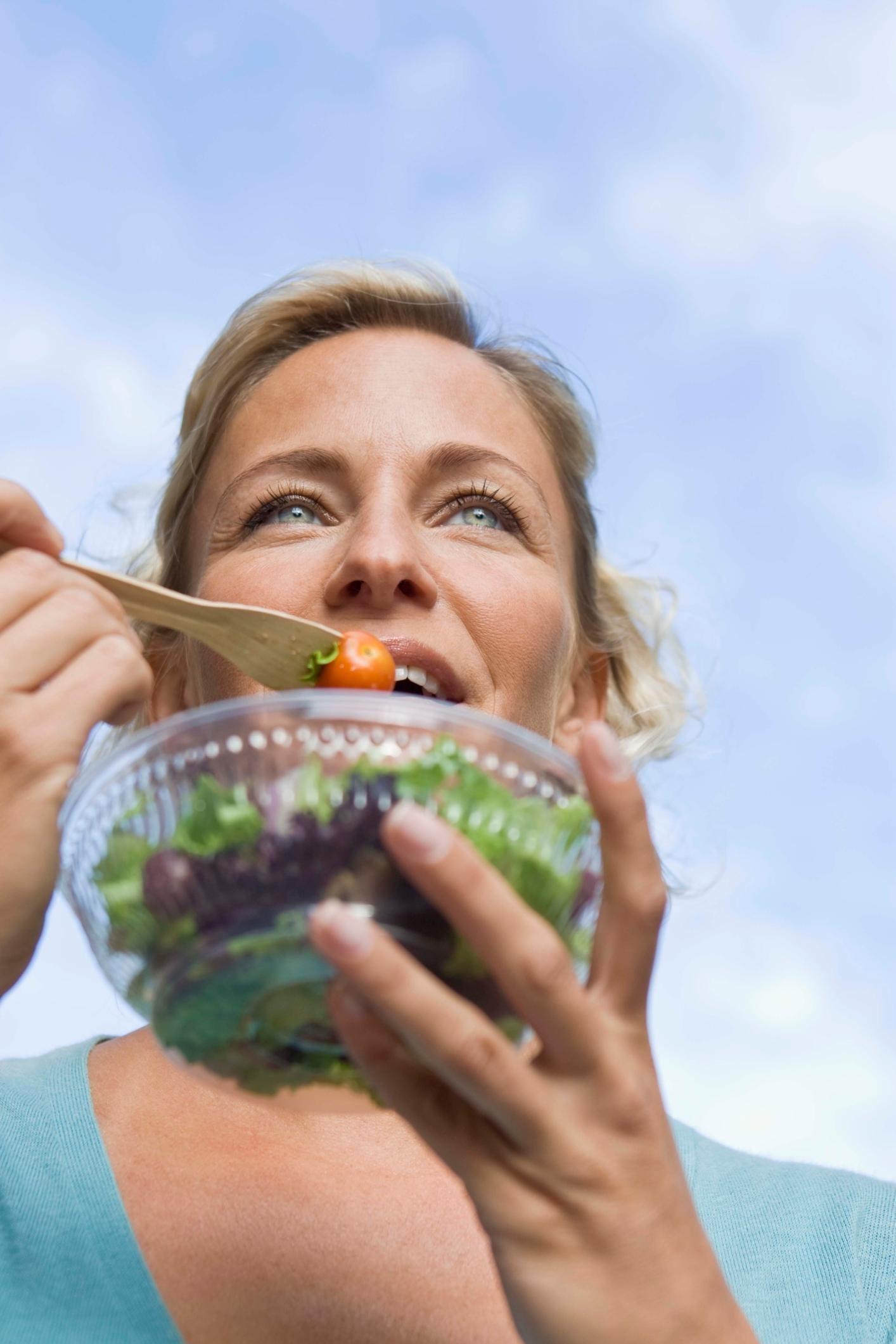 Five Foods Low In Fat & Sugar