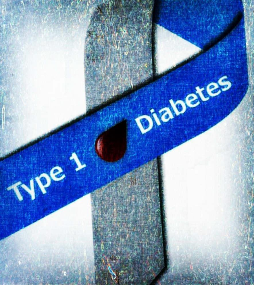 Learn About Type 1 Diabetes Awarenes Colors