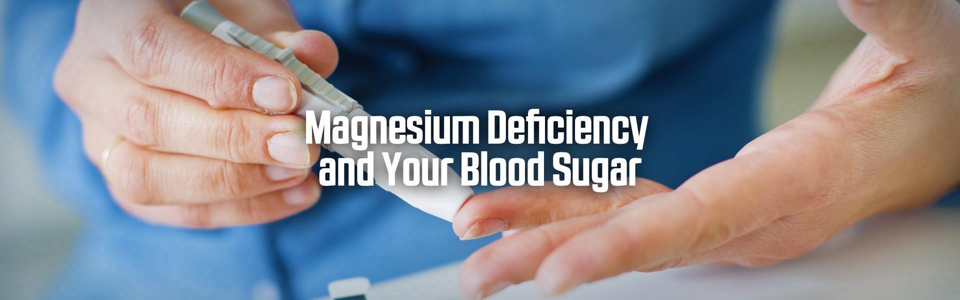 Epsom Salt Lower Blood Sugar