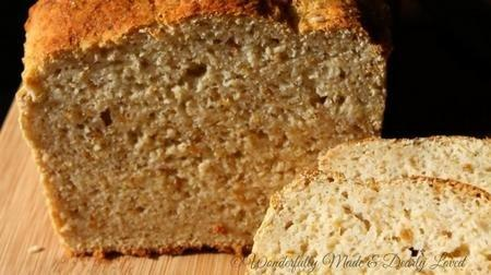 Basic Low Carb Yeast Bread