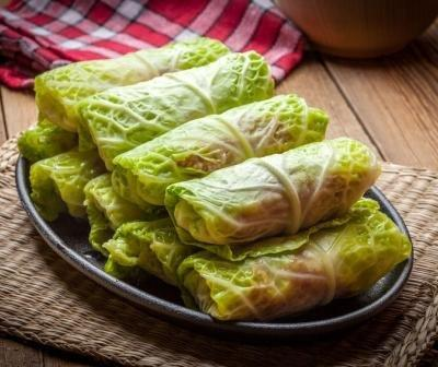 Diabetic Recipe: Slow-cooked Stuffed Cabbage Leaves - Recipes For Diabetics