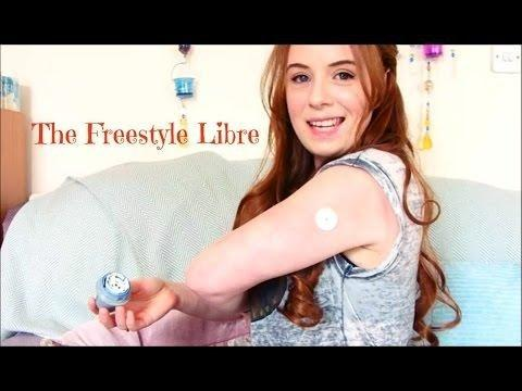 Abbott's New Freestyle Libre Flash Glucose Monitoring System
