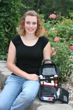 The Staiwell Bag Is Specially Designed To Hold All Your Diabetes Supplies, Juice, Snacks